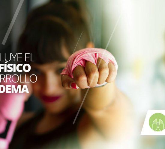 Ejercicio en el desarrollo de linfedema Barcelona